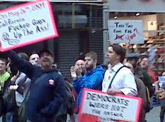 Prop 8 NYC Protest 4